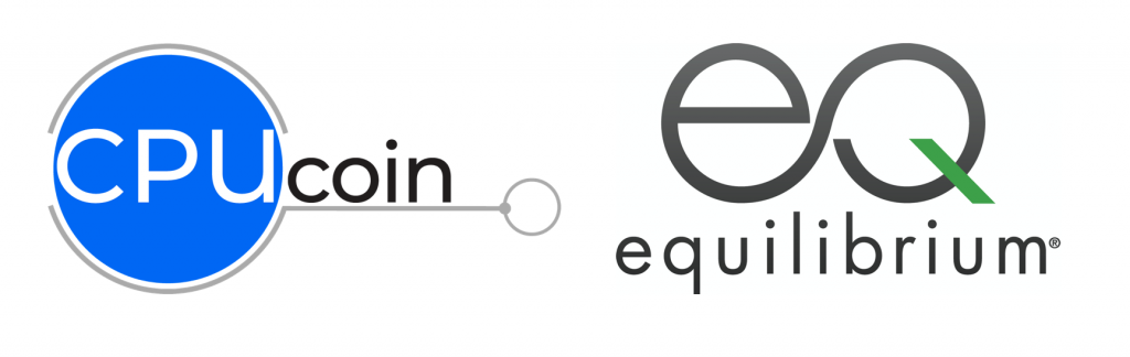 Equilibrium Partners with CPUcoin In Preparation for Their MediaRich Content Cloud Launch in 2020